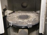 Der Brennteller mit Reinigung hat sich in dieser Geräteklasse als reibungsloses Verbrennungssystem bewährt.